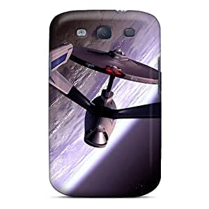 Cute Appearance Cover/tpu XWMbHbH8047RMegK Star Trek Case For Galaxy S3