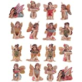 SMALL FAIRY FIGURINES (4 OFF) by Fish Around