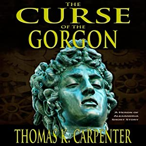 The Curse of the Gorgon Audiobook
