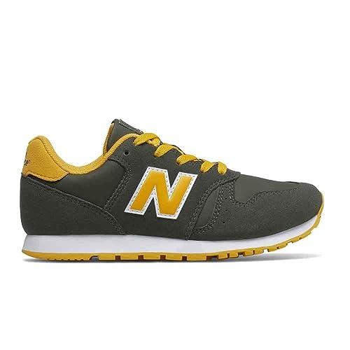 new balance ragazzo gialle