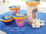 Seal Snacks and Leftovers in Any Cup! Reusable