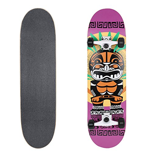 Madrid Cruiser Skateboard (Vokul 31