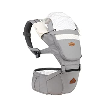 ecef0c430c7 Amazon.com   I-angel Nature Baby Carrier Hipseat Front Backpack Carrier