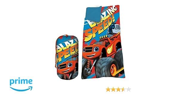 Blaze - Saco de dormir acolchado (Kids BL16006): Amazon.es: Juguetes y juegos