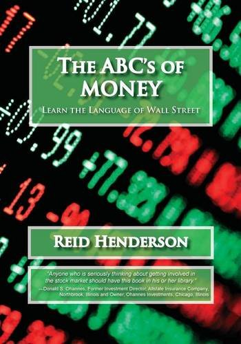 The ABC's of Money, Learn the Language of Wall Street by Nightengale Press