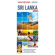 Insight Guides Flexi Map Sri Lanka