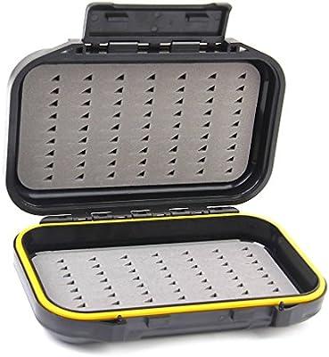 NewShot - Caja de almacenamiento impermeable de doble capa para ...