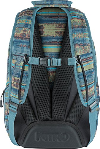 Azul Snowboards Azul Daypack 2018 Casual cm 49 liters Blue Blue Frequency Frequency 29 Nitro fqHOwdO