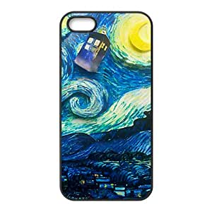 Van gogh starry night paintings Cell Phone Case for iPhone 5S