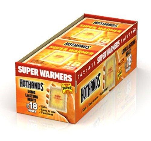 HotHands Body & Hand Super Warmer (240 count)