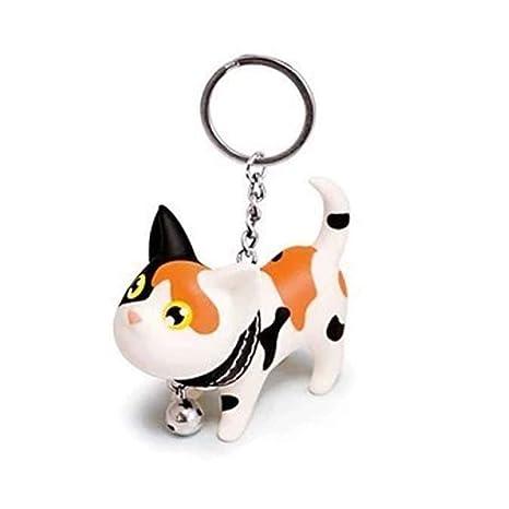 LaMei Yang Llavero para Perro, diseño de Shiba Inu Key Ring ...