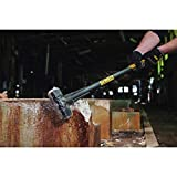 Dewalt DWHT56029 10 lbs. Exo-Core Sledge Hammer