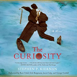 The Curiosity Audiobook