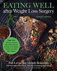 The best-selling bariatric cookbook, with more than 150 low-carb, low-fat, high-protein recipes for patients to enjoy after weight-loss surgeryThis revised and updated edition of Patt Levine and Michele Bontempo's post-bariatric cookbook features ov...