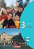 À plus! - Ausgabe 2004: Band 3 - Carnet d'activités mit CD-ROM