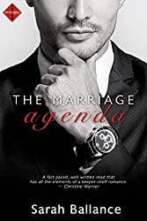 The Marriage Agenda (Entangled Indulgence)
