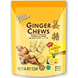 Prince of Peace Ginger Lemon Chews, 4.4oz