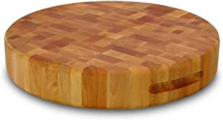product image for Catskill Craftsmen 17-Inch Round Slab, Reversible