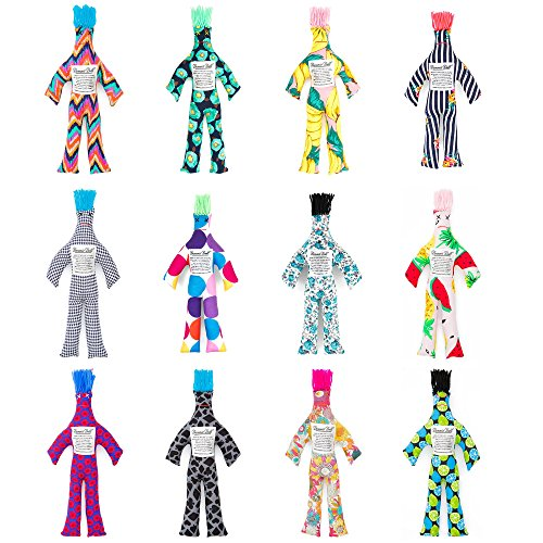 Dammit Doll Classic, 12 Inch, Random Color (Farewell Poem For Best Friend)