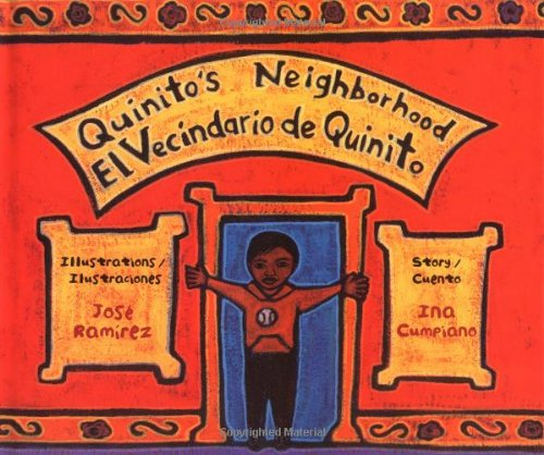 Download Quinito's Neighborhood/El vecindario de Quinito pdf