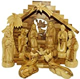 Nativity Set- Olive Wood Nativity Set
