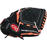 Rawlings Youth Savage Series Glove, Left Hand Throw, 10.5-Inch