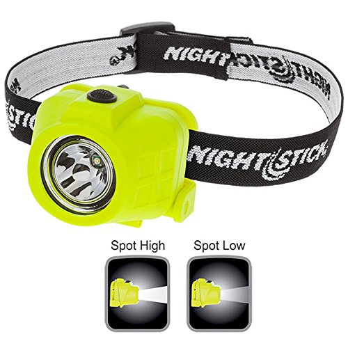Nightstick XPP-5450G Intrinsically Safe Permissible Dual-Function Headlamp Color Green (10 Pack) by Nightstick (Image #4)