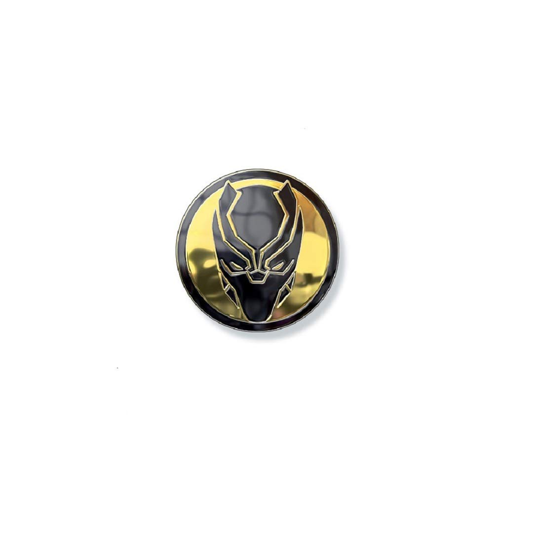 Ata-Boy Marvel Comics Black Panther - Pin de esmalte (1,9 cm ...