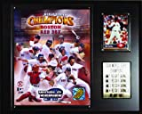 : MLB Red Sox 2004 World Series Champions Plaque
