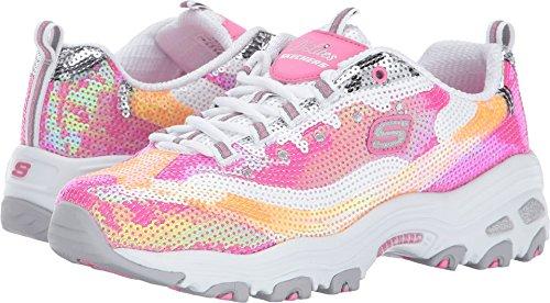 Skechers Sport Women's D'Lites Made to Shine Fashion Snea...
