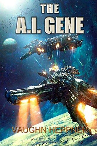 The A.I. Gene [Vaughn Heppner] (Tapa Blanda)