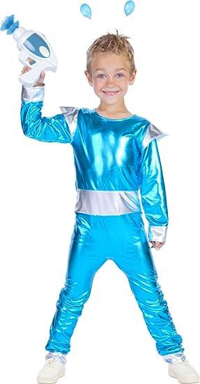 Rubies - Space disfraz de AstroBoy infantil (S8282-M): Amazon.es ...