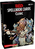 Book cover from Spellbook Cards: Cleric (Dungeons & Dragons)