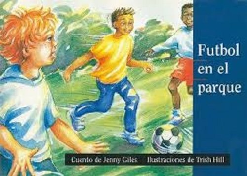 Download Rigby PM Coleccion: Bookroom Package  (Levels 6-8) Futbol en el parque (Soccer at the Park) (Spanish Edition) pdf