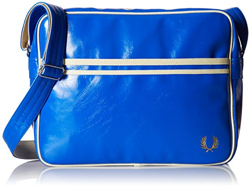 Fred Perry Classic Shoulder Bag, Prince Blue, One Size