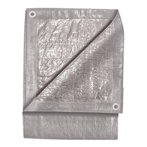 50' Silver Tarp - 1