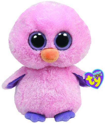 Ty Beanie Boos Buddies Posy Pink Chick