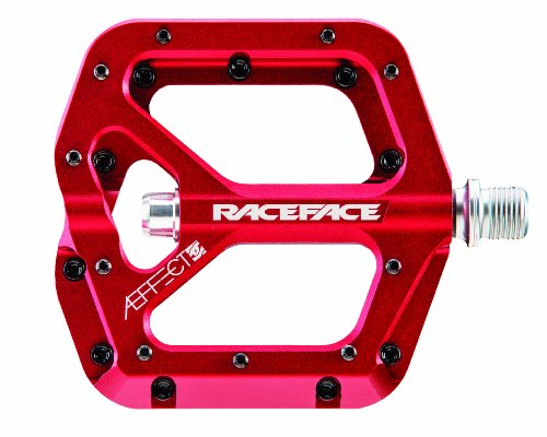 RaceFace Aeffect Bike Pedal, Red from RaceFace
