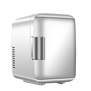 LXDDB Nevera pequeña para Auto Refrigerador portátil Casa de Doble ...