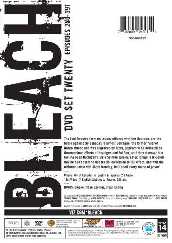 Bleach Uncut Set 20