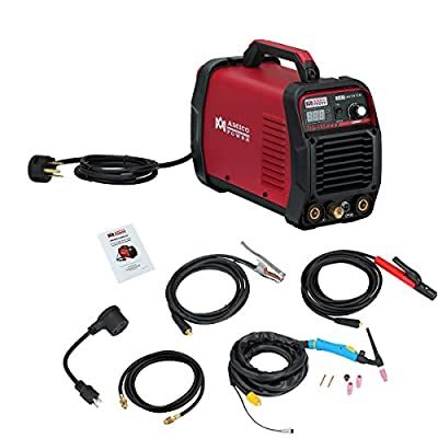 Amico 180 Amp HF TIG Torch/Stick/Arc Welder 115 & 230V Dual Voltage Welding Machine