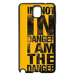 Poison king Heisenberg (Breaking Bad) poster phone Case Cove For Samsung Galaxy NOTE 3 Case JWH9229334
