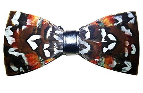Cloud-Rack-Handmade-Feather-Bow-Tie