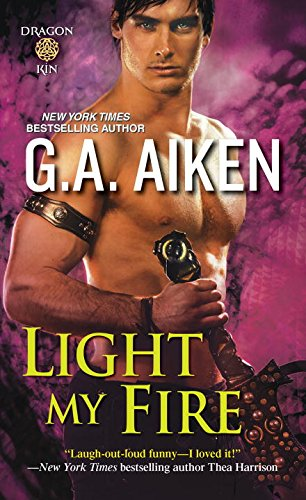 book cover of Light My Fire