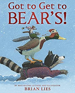 Book Cover: Got to Get to Bear's