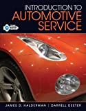 img - for Introduction to Automotive Service (Automotive Comprehensive Books) book / textbook / text book