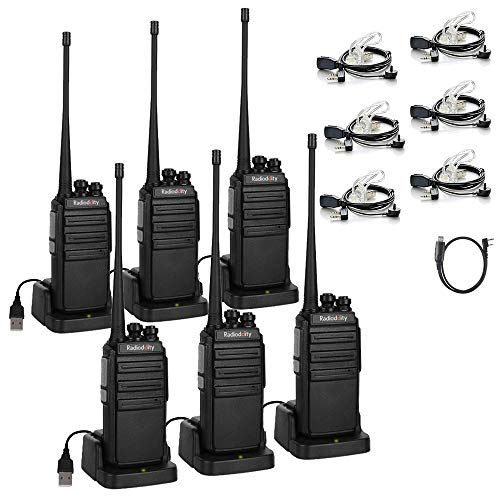 Radioddity GA-2S Long Range Walkie Talkies UHF Two for sale  Delivered anywhere in USA