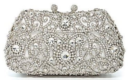 Natasha Couture Princess Clutch