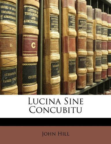 Download Lucina Sine Concubitu (Tagalog Edition) pdf