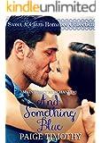 And Something Blue (Main Street Merchants Book 1)